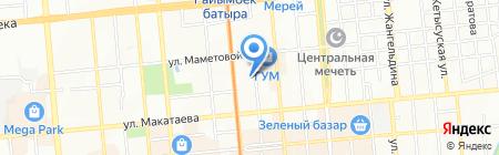 Lemour de Soi на карте Алматы