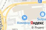 Схема проезда до компании OPPEN в Алматы