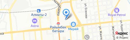 Vitus-Car на карте Алматы