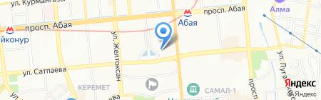 Art Production Center на карте Алматы