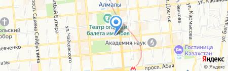 Тайлан-БАЭК компани лтд на карте Алматы