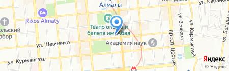 Gerard Darel на карте Алматы