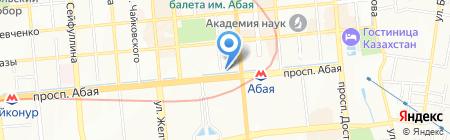 BOSCH & SIEMENS на карте Алматы
