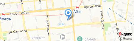 Творческая студия Марии Храмцовой на карте Алматы