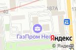 Схема проезда до компании Для всей семьи в Алматы