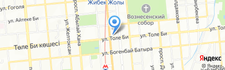 Missha на карте Алматы