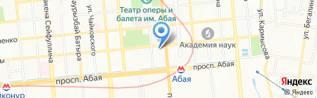 OTTO Catalog.kz на карте Алматы