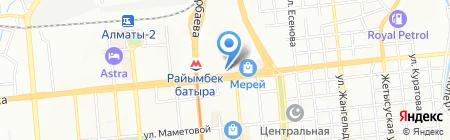 NEW STYLE на карте Алматы