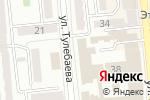 Схема проезда до компании M & M LOGISTICS в Алматы