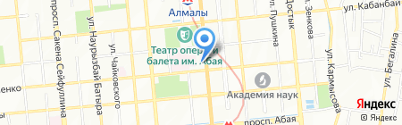 Nissamed на карте Алматы