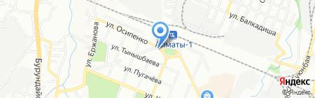 АССА на карте Алматы