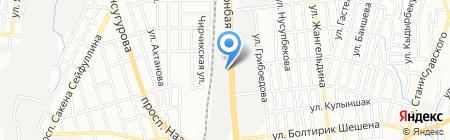 Forrest на карте Алматы