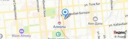 REMBITSERVIS-KLASSIK на карте Алматы