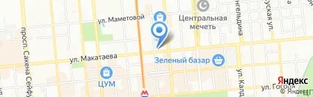 Blitz Medica на карте Алматы