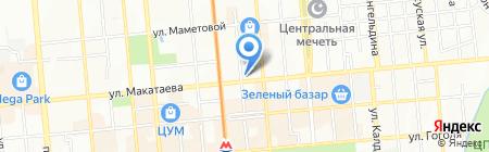 VITA-REVIT ТОО на карте Алматы