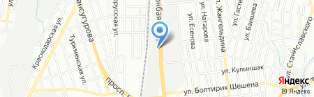 VIK-BMW на карте Алматы