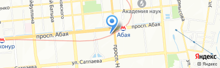 Namba.net на карте Алматы