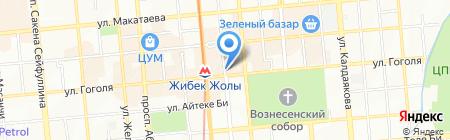 Gretta Land на карте Алматы