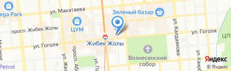 YVES ROCHER на карте Алматы