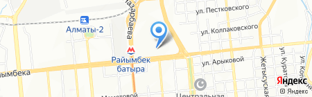 Flori.kz на карте Алматы