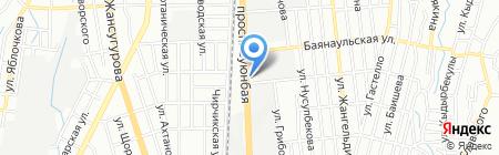 IQComputers на карте Алматы