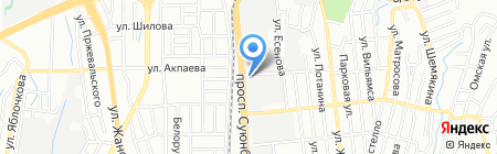 Alfa Delivery Services на карте Алматы