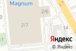 Схема проезда до компании Жана Жихаз в Алматы