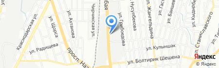 Oriflame дистрибьюторская компания на карте Алматы