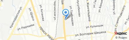 GS Group на карте Алматы
