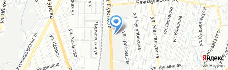 TURKUAZHORECA на карте Алматы