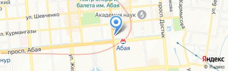 Manto на карте Алматы