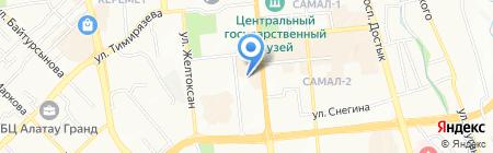 StudyRoom на карте Алматы