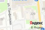 Схема проезда до компании StudyRoom в Алматы