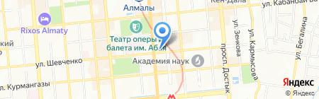 Raffaello на карте Алматы