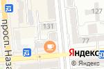 Схема проезда до компании Kids Smile в Алматы