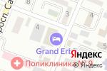 Схема проезда до компании Erbil Grand Hotel в Алматы