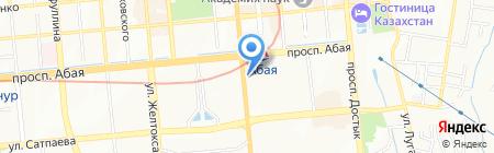 Ваш юрист на карте Алматы