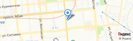 Balcon на карте Алматы