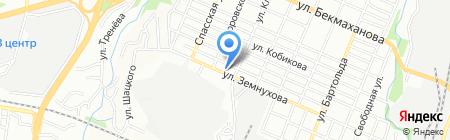 Дионисий на карте Алматы