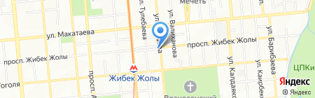 Burger & Chiken на карте Алматы