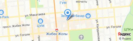 Cremory на карте Алматы