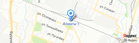 Ifood на карте Алматы
