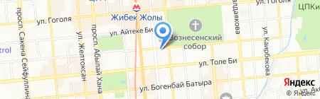 KZ-Tex Company на карте Алматы