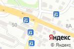 Схема проезда до компании Бутик посуды и сувениров Морозова Н.В. в Алматы