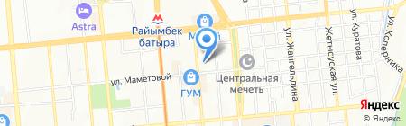 Modern Media Group на карте Алматы