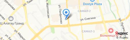 Retail Facility Management на карте Алматы