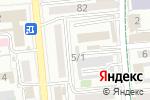 Схема проезда до компании Магазин автозапчастей для ВАЗ, ГАЗель в Алматы