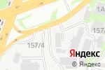 Схема проезда до компании EXPERT OIL в Алматы