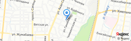 МебельСтрой на карте Алматы