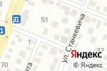Схема проезда до компании Kazarian Art Studio в Алматы